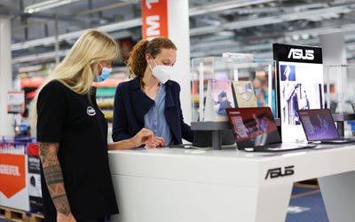 Royal5 erobert ASUS' Retail Marketing.